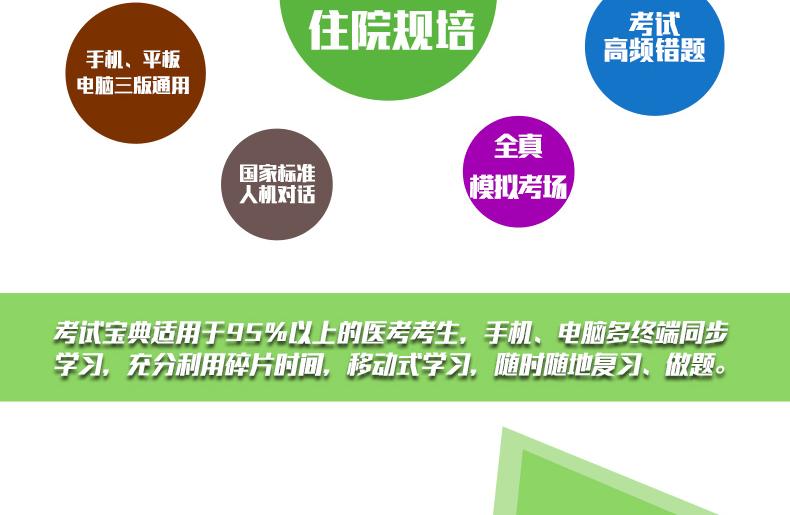 2019版安徽住院医师规范化培训考试宝典(口腔科)-题库版