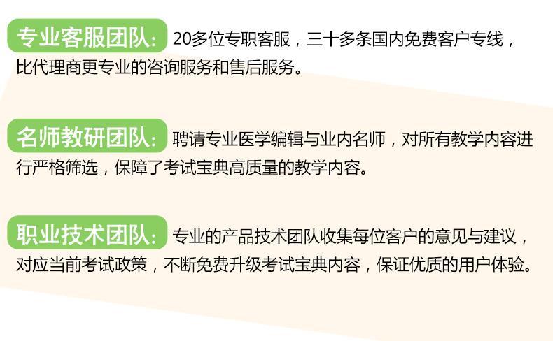 2019版河南住院医师规范化培训考试宝典宝典(急诊科)-题库版