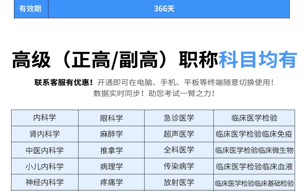 2020版风湿病医学高级职称考试宝典(副高)-题库版